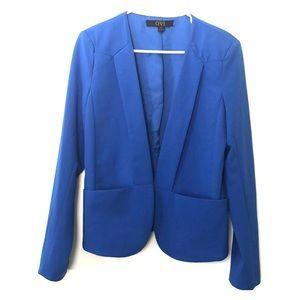 Jackets & Blazers - Woman's blue lightweight blazer